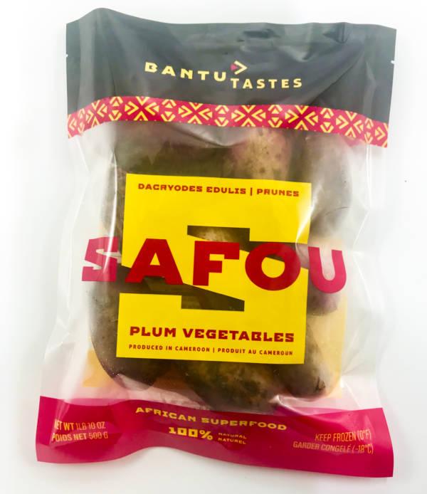 Bantu Tastes Safou