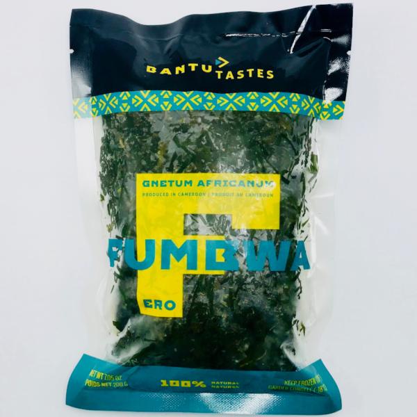 Bantu Tastes Fumbwa