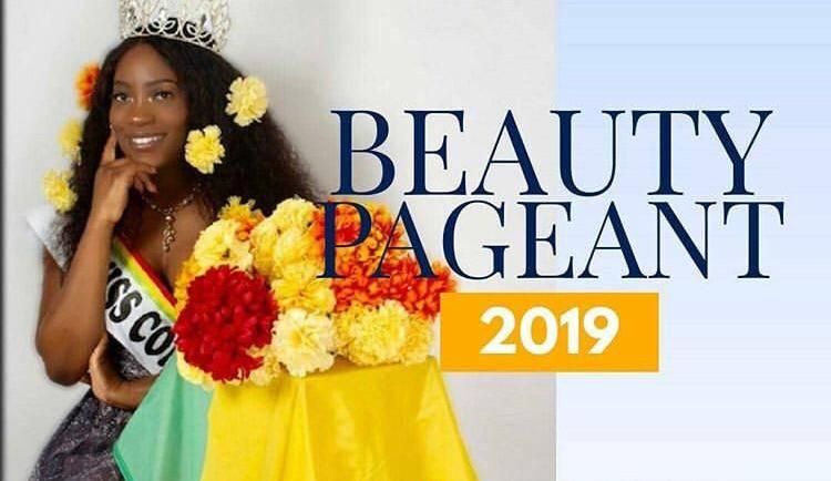 Bantu Tastes Sponsor of Miss Congo Brazza USA 2019
